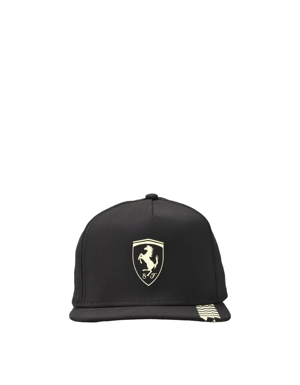 Scuderia Ferrari Online Store - Children's cap with glow-in-the-dark detailing - Baseball Caps