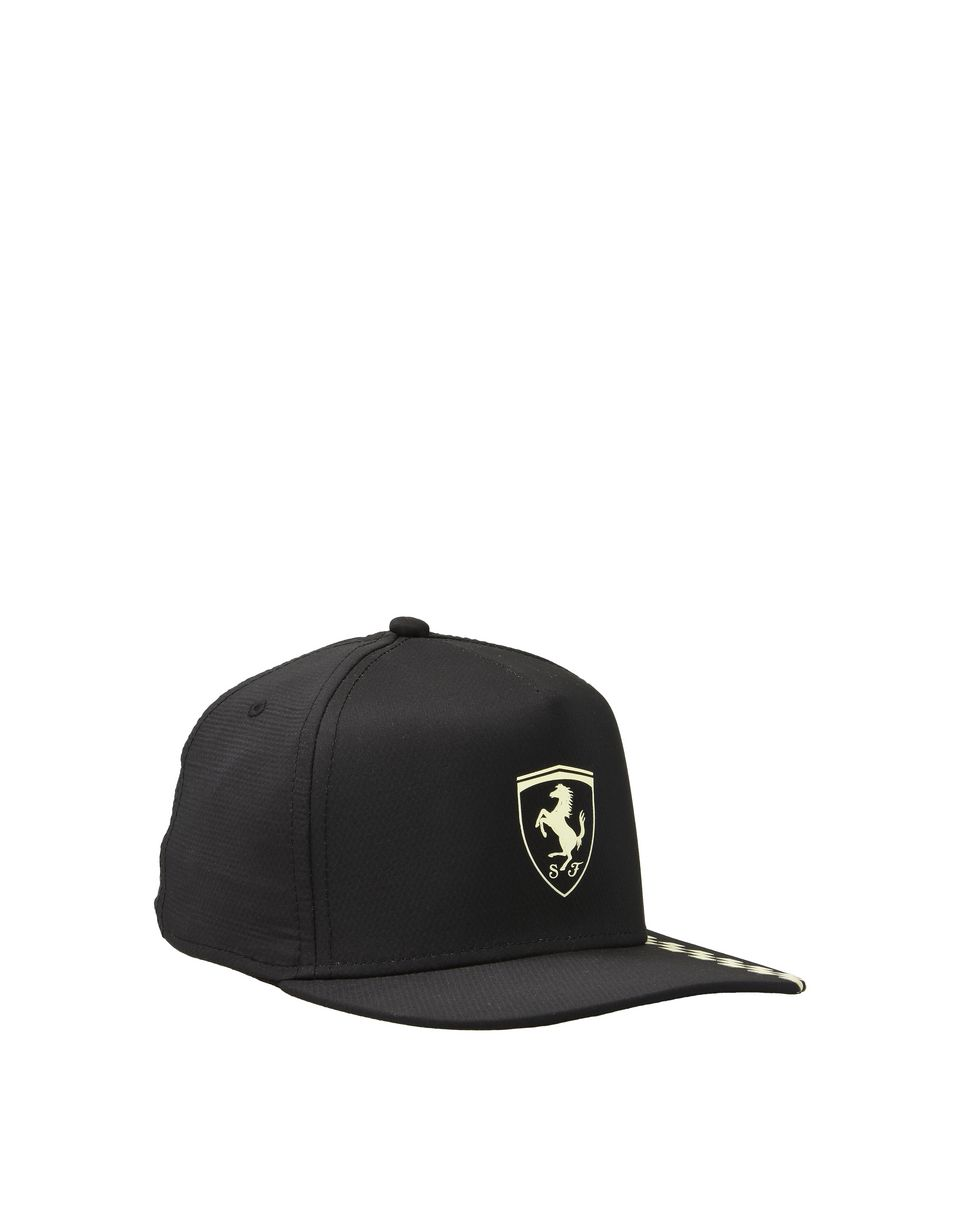 Scuderia Ferrari Online Store - Children's cap with glow-in-the-dark detailing -
