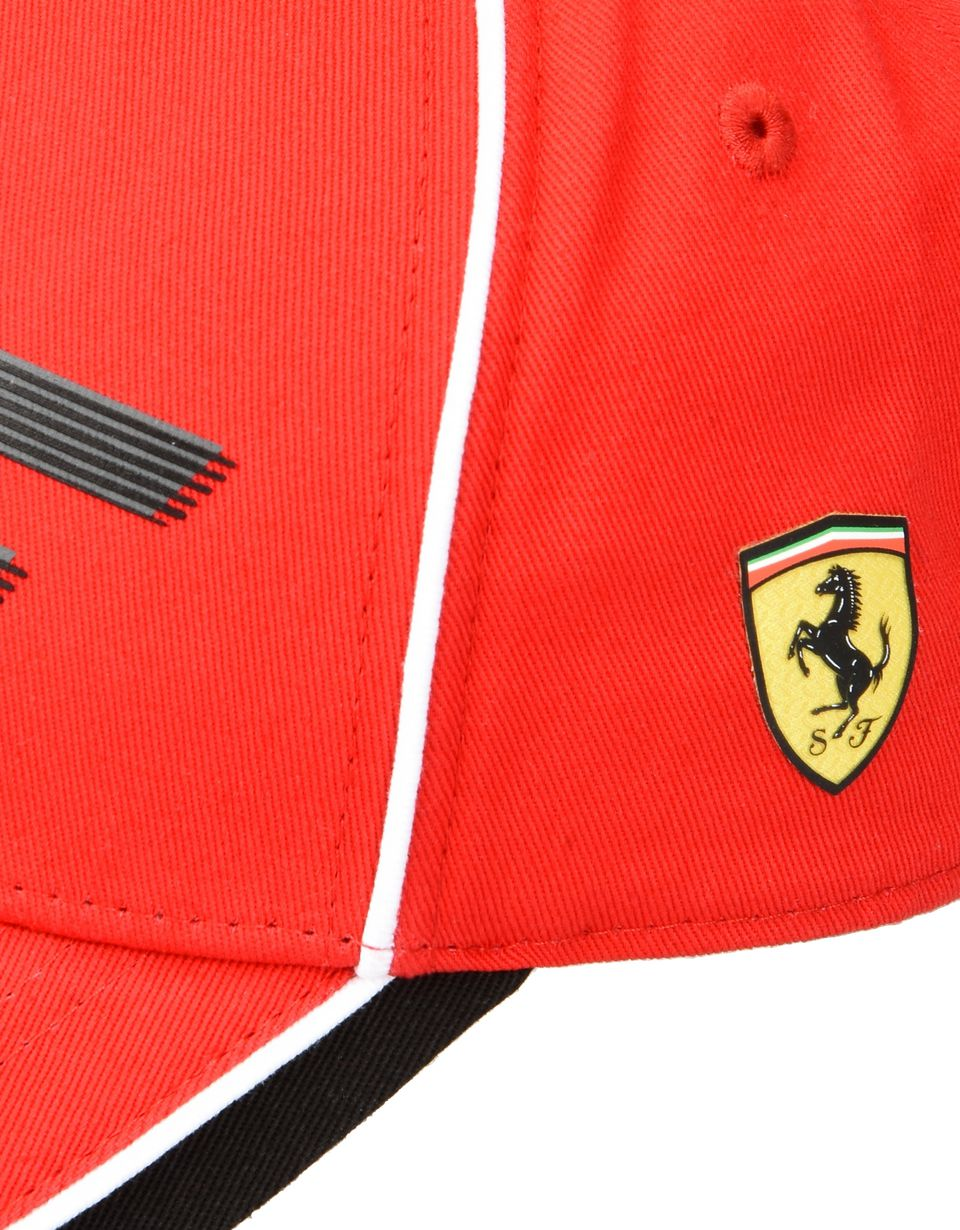 "Scuderia Ferrari Online Store - Children's cap with ""SF"" initials - Baseball Caps"