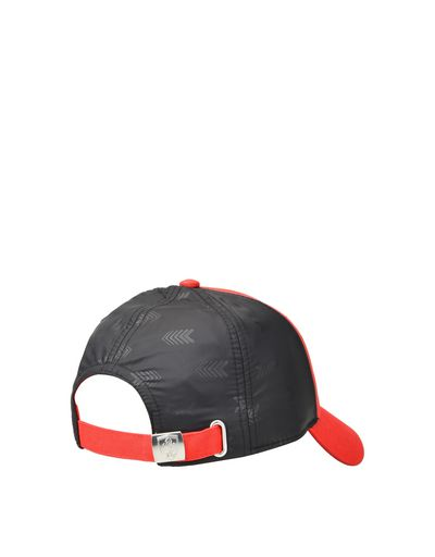 Scuderia Ferrari Online Store - Kids cap in cotton and technical fabric - Baseball Caps