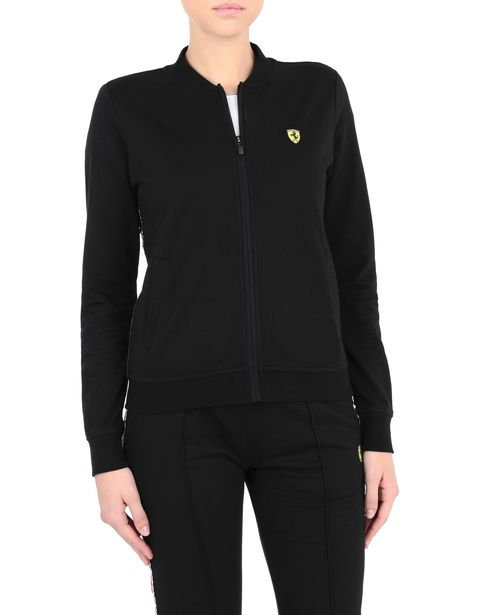 Women's full-zip sweatshirt with pockets