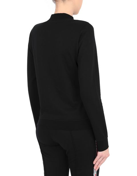Full zip women's sweatshirt with pockets
