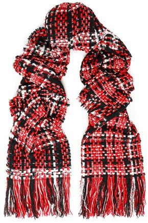 RAG & BONE Tweed scarf