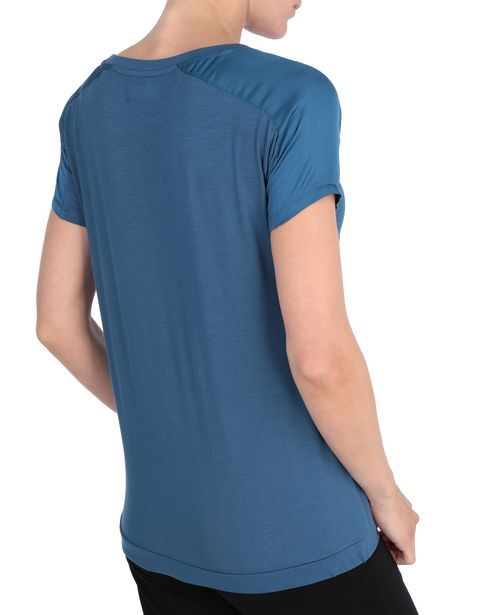 Damen-T-Shirt mit Pailletten