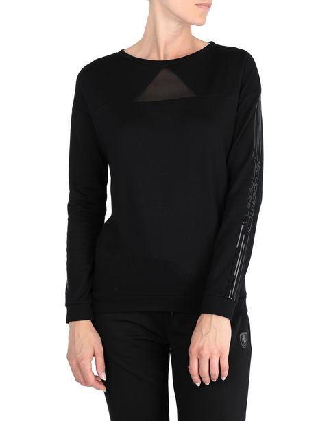 Long sleeved women's T-shirt