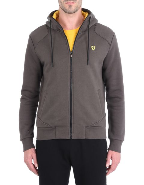Men's sweatshirt with hood