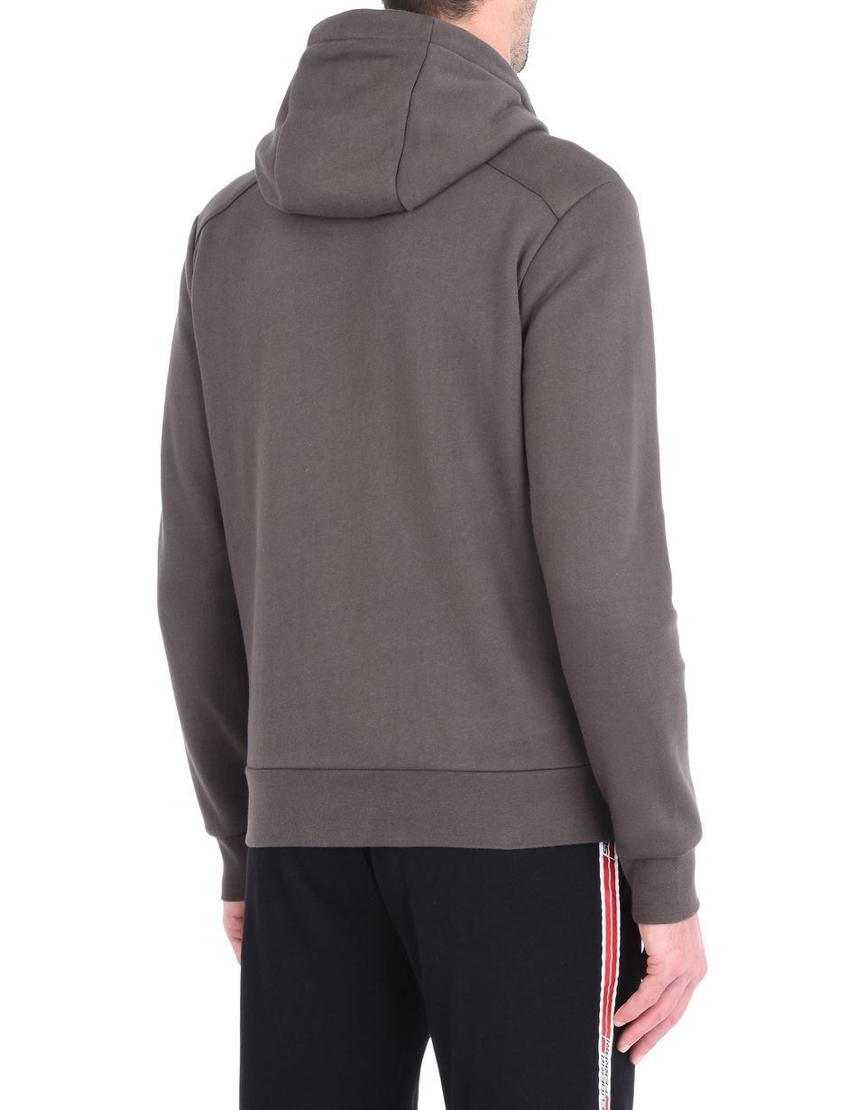 Scuderia Ferrari Online Store - Men's sweatshirt with hood - Zip Hood Jumpers