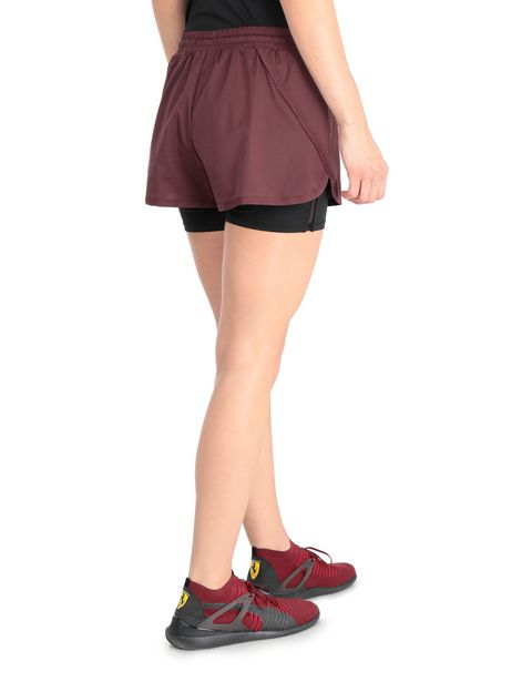 Women's double shorts