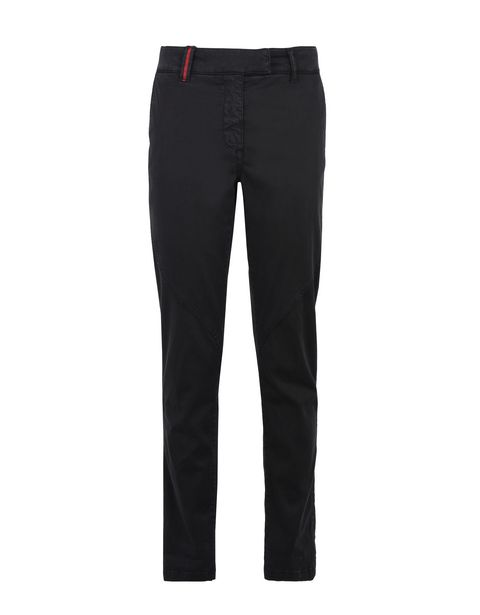 Scuderia Ferrari Online Store - Slim-fit women's stretch cotton pants - Chinos