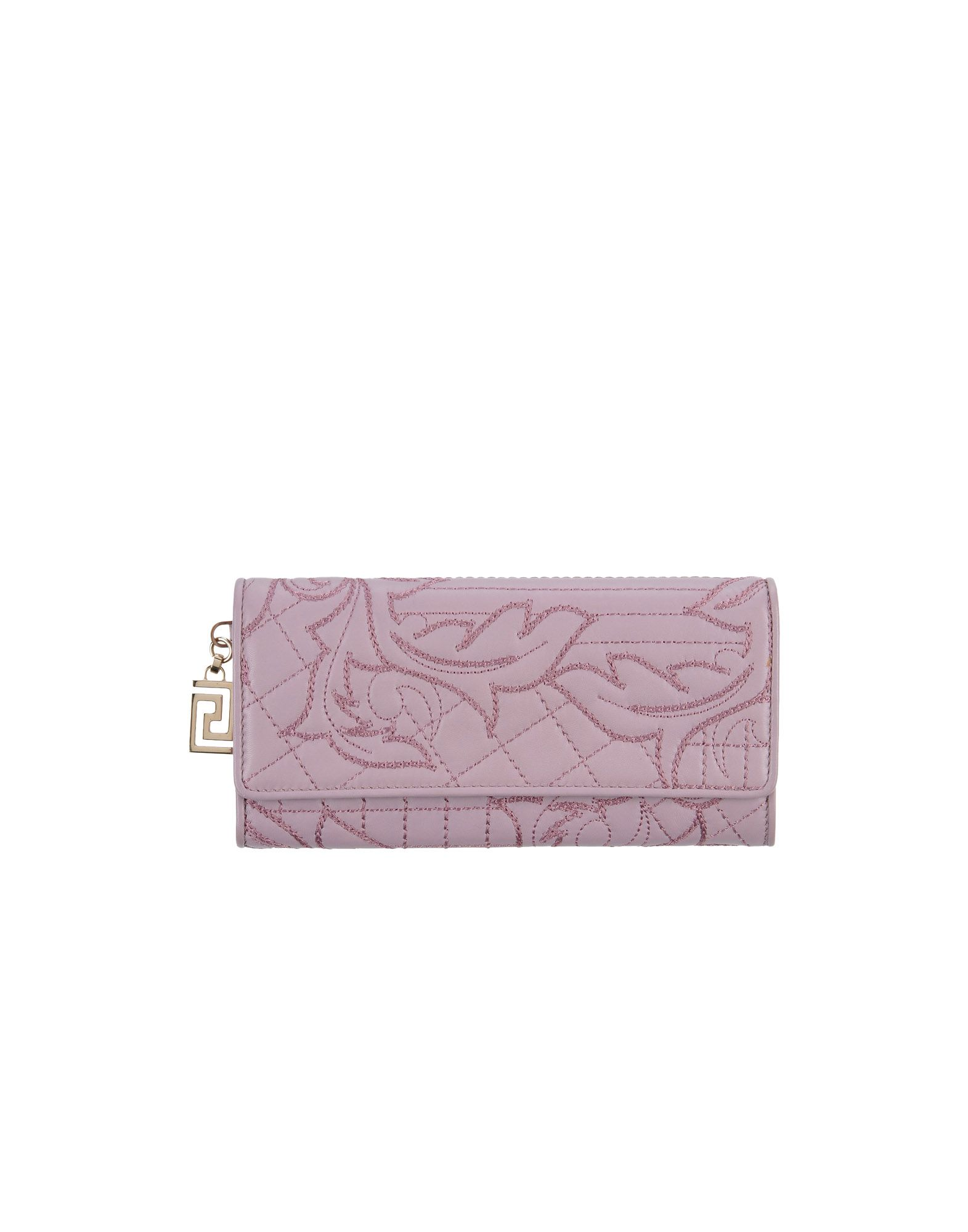 GIANNI VERSACE Wallet in Lilac