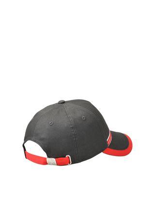 Scuderia Ferrari Online Store - Scuderia Ferrari cap with Icon Tape - Baseball Caps