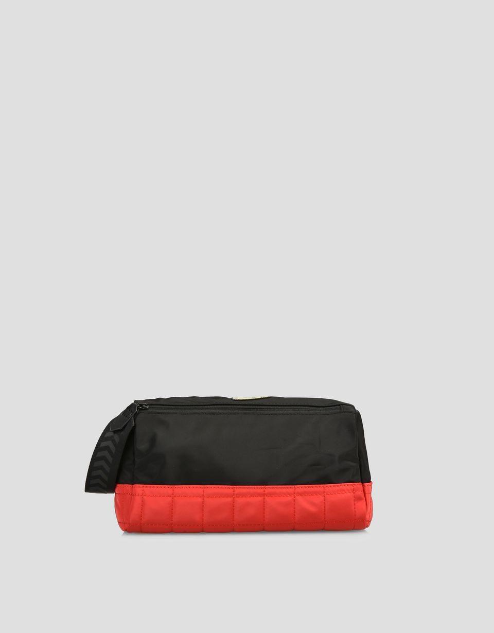 Scuderia Ferrari Online Store - Two-colour beauty case with Shield - Toiletry Bags