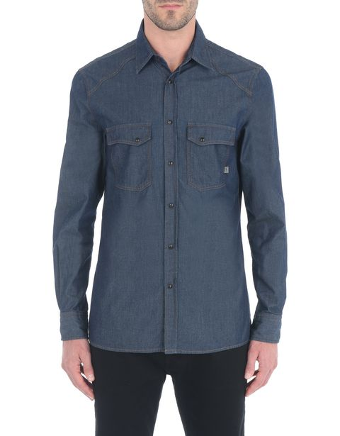Camicia uomo in denim