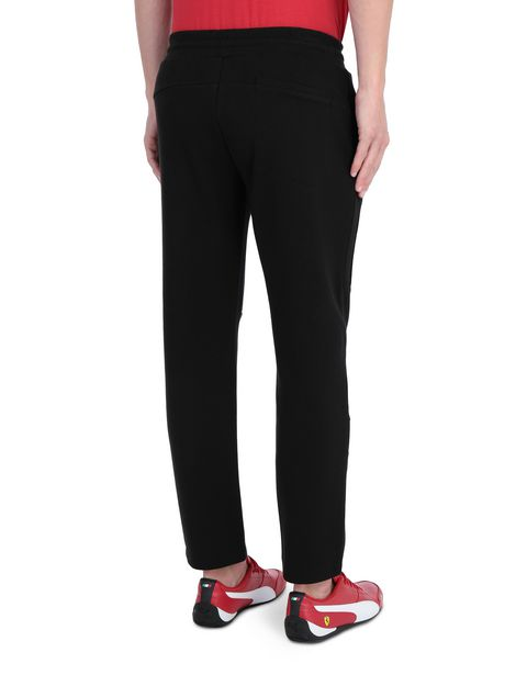 Men's sports trousers with ergonomic seams