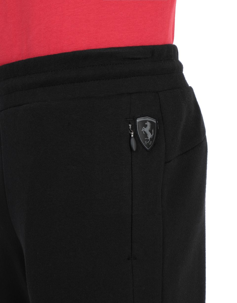 Scuderia Ferrari Online Store - Men's sports trousers with ergonomic seams - Joggers