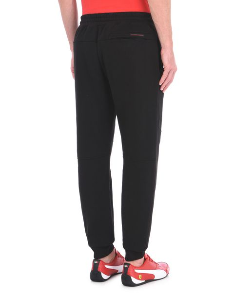 Men's fleece jogging trousers
