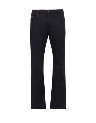 Scuderia Ferrari Online Store - Men's slim-fit jeans - 5-pocket-pants