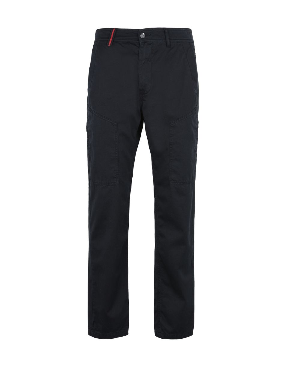 Scuderia Ferrari Online Store - Men's pants with maxi pockets -