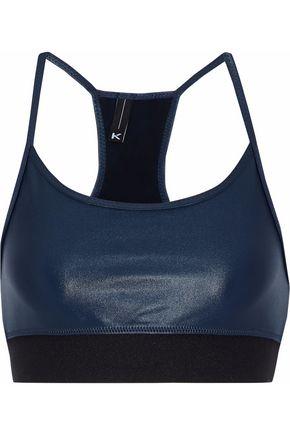 KORAL Sweeper Versatility coated stretch sports bra
