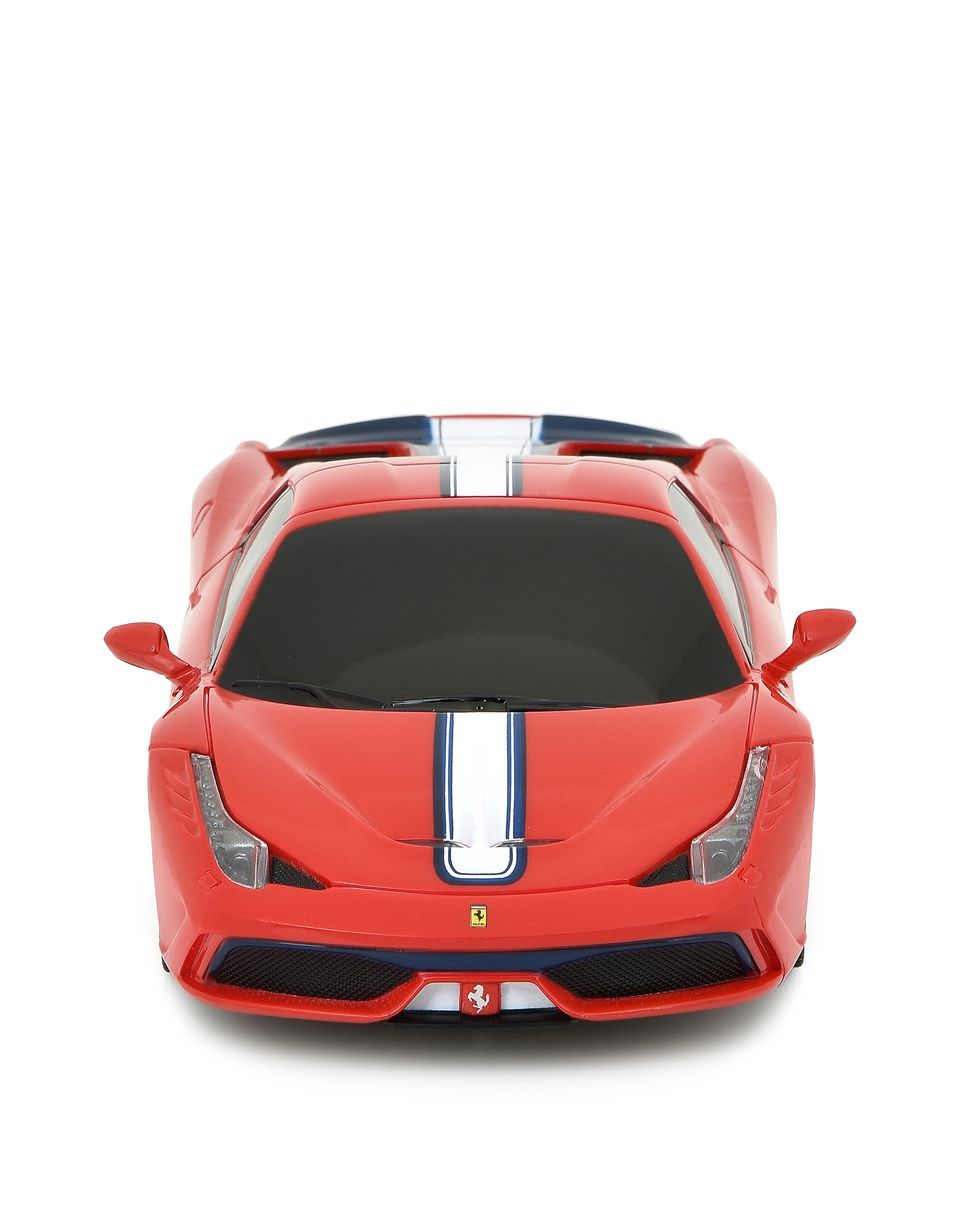 Scuderia Ferrari Online Store - Ferngesteuertes Modell des Ferrari 458 Speciale im Maßstab 1:24 - Funkgesteuerte Spielzeuge