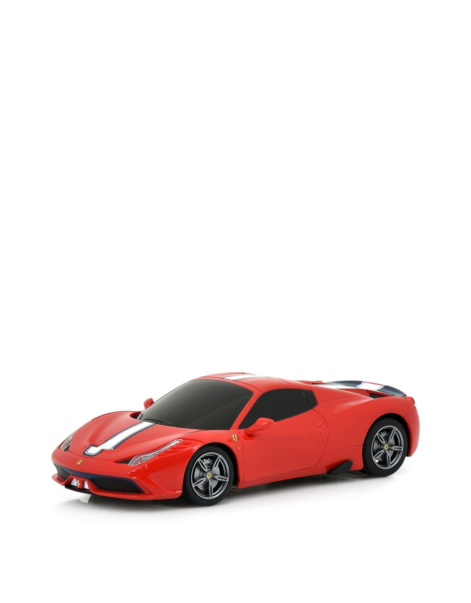 Scuderia Ferrari Online Store - Ferrari 458 Speciale remote controlled model car in 1:24 scale - Radio Controlled Toys
