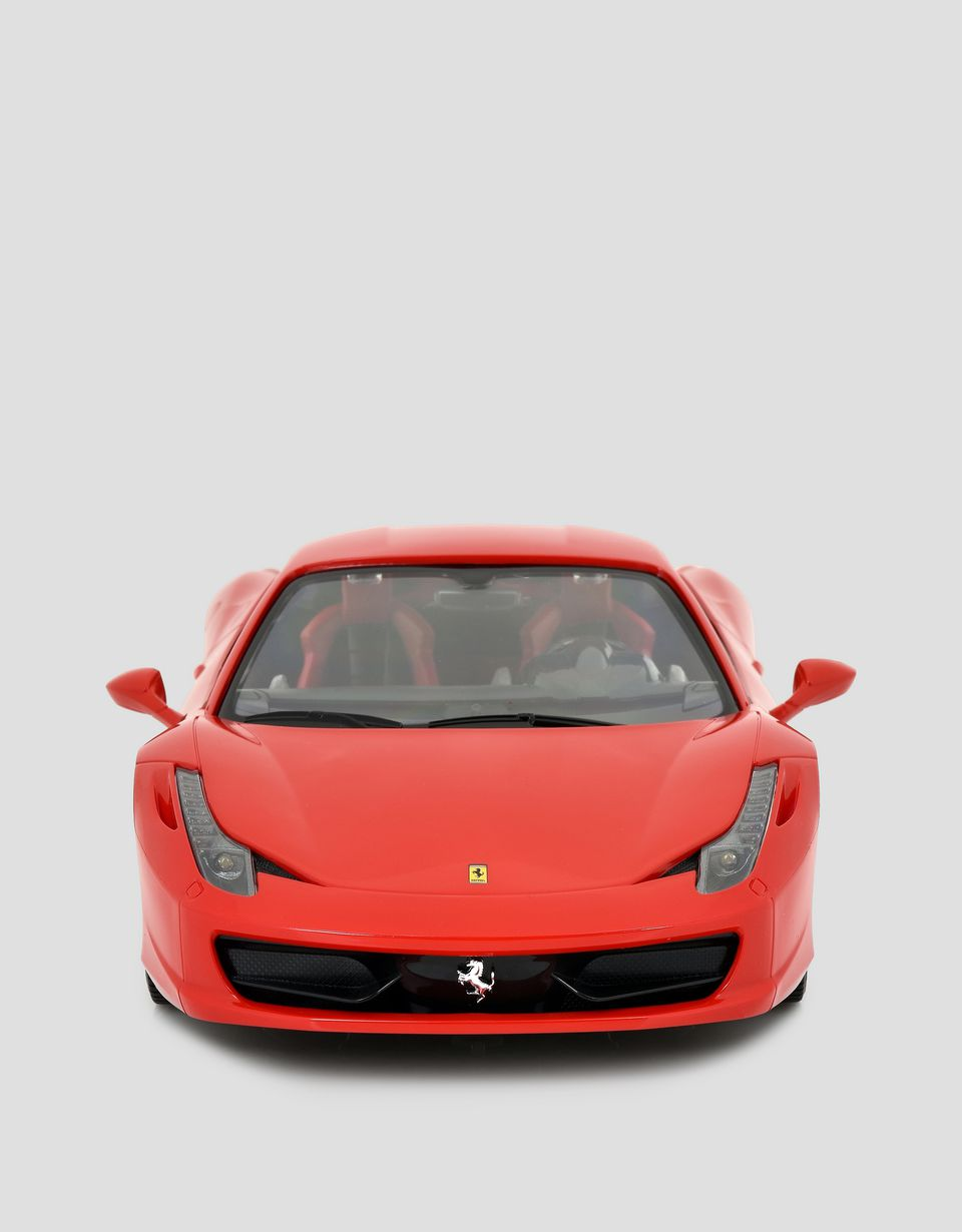 Scuderia Ferrari Online Store - Ferrari 458 Italia remote controlled model car in 1:14 scale - Radio Controlled Toys
