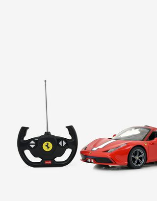 Scuderia Ferrari Online Store - Ferrari 458 Speciale remote controlled model car in 1:14 scale - Radio Controlled Toys