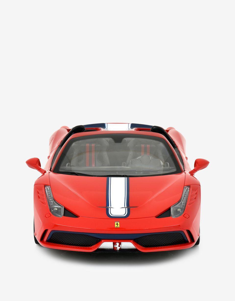 Scuderia Ferrari Online Store - Modellino radiocomandato Ferrari 458 Speciale Aperta in scala 1:14 - Giocattoli Radiocomandati