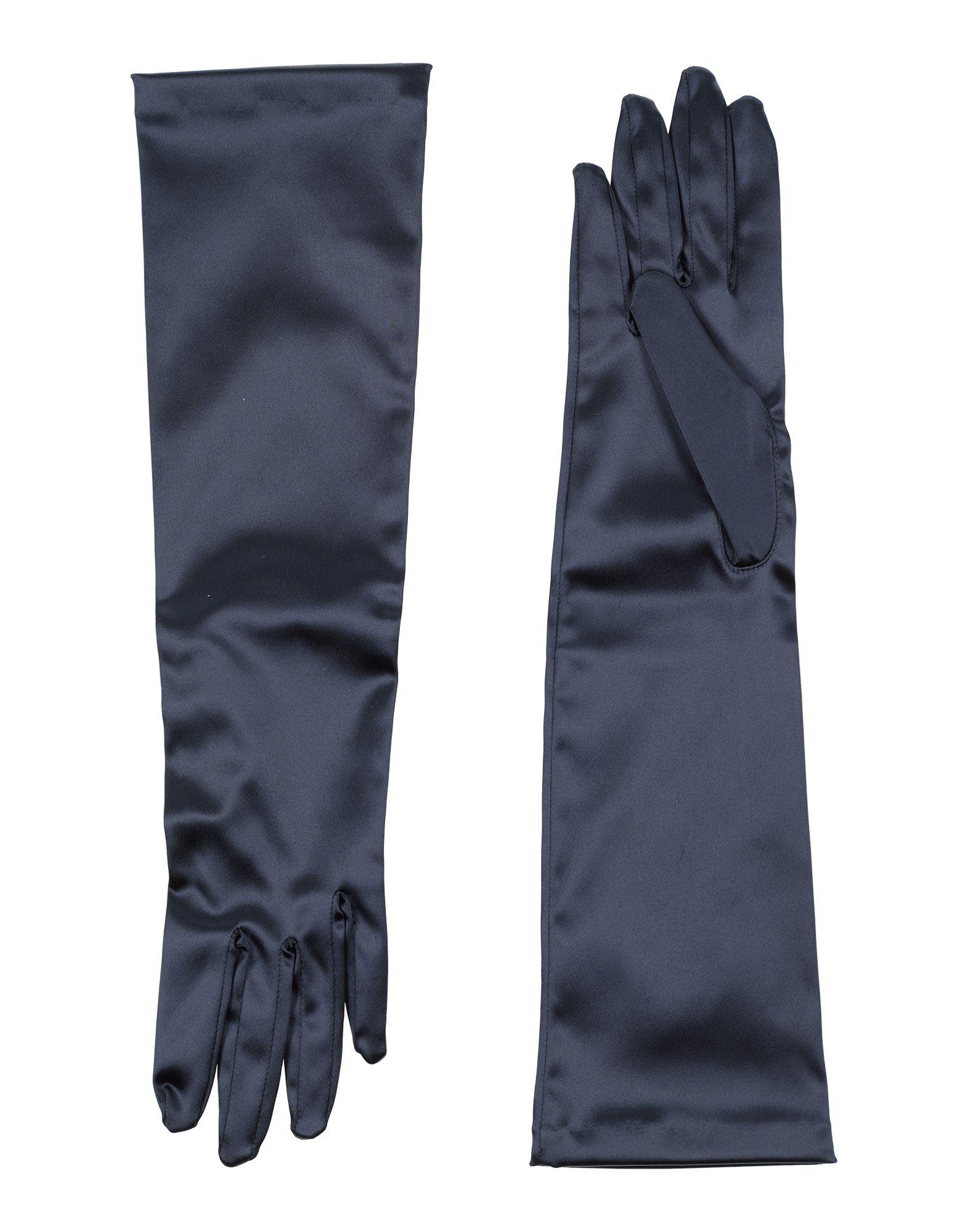 ALPO Damen Handschuhe Farbe Blau Größe 1
