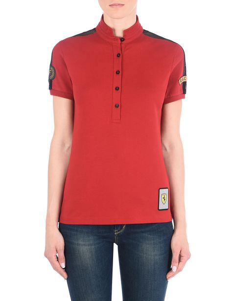 Paddock collection women's polo shirt