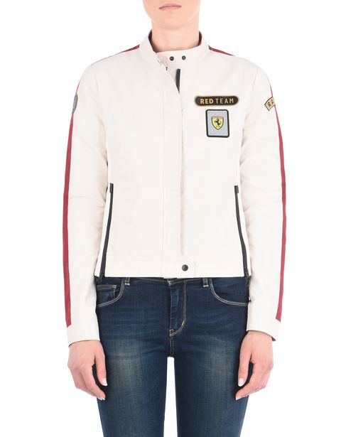 Paddock collection women's bomber jacket