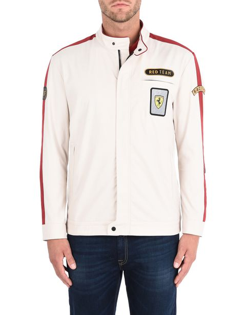 Paddock collection men's bomber jacket