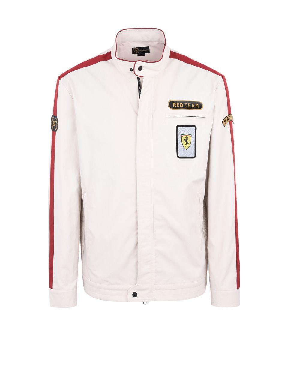 Scuderia Ferrari Online Store - Herren-Bomberjacke Paddock Kollektion - Bomber-& Sportjacken