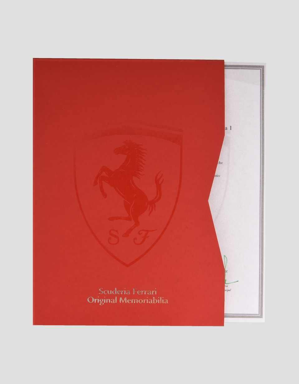 Scuderia Ferrari Online Store - Kolben des F2002 - Memorabilien F1