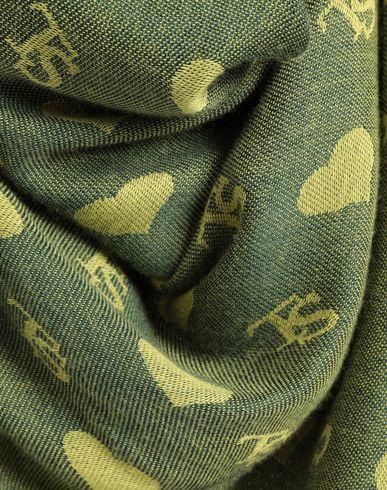 Фото 2 - Женский платок TWINSET желтого цвета