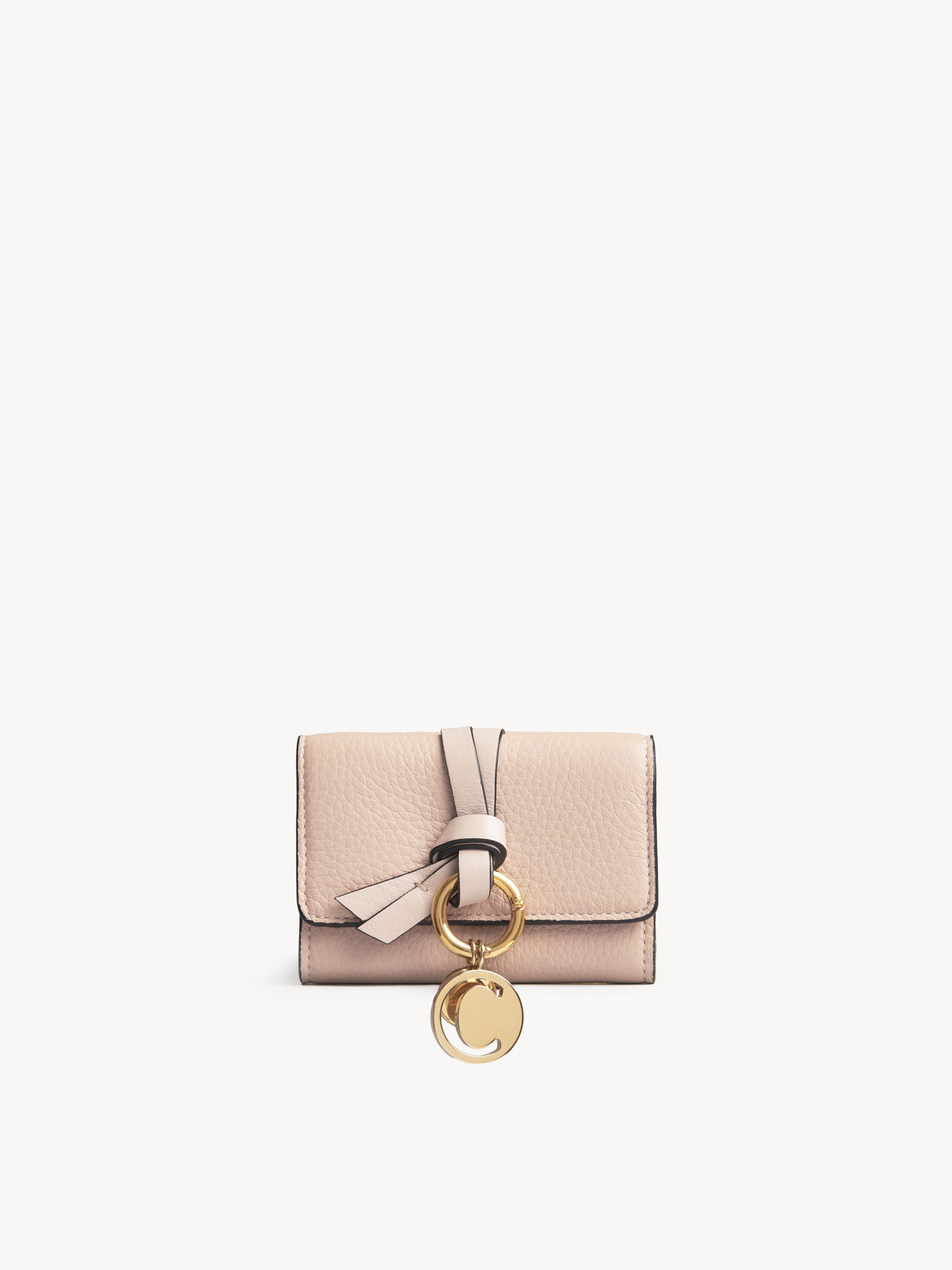 クロエの人気ミニ財布