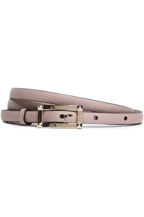 VALENTINO Leather belt
