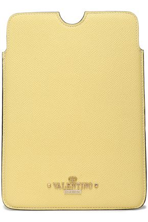 VALENTINO Leather tablet case
