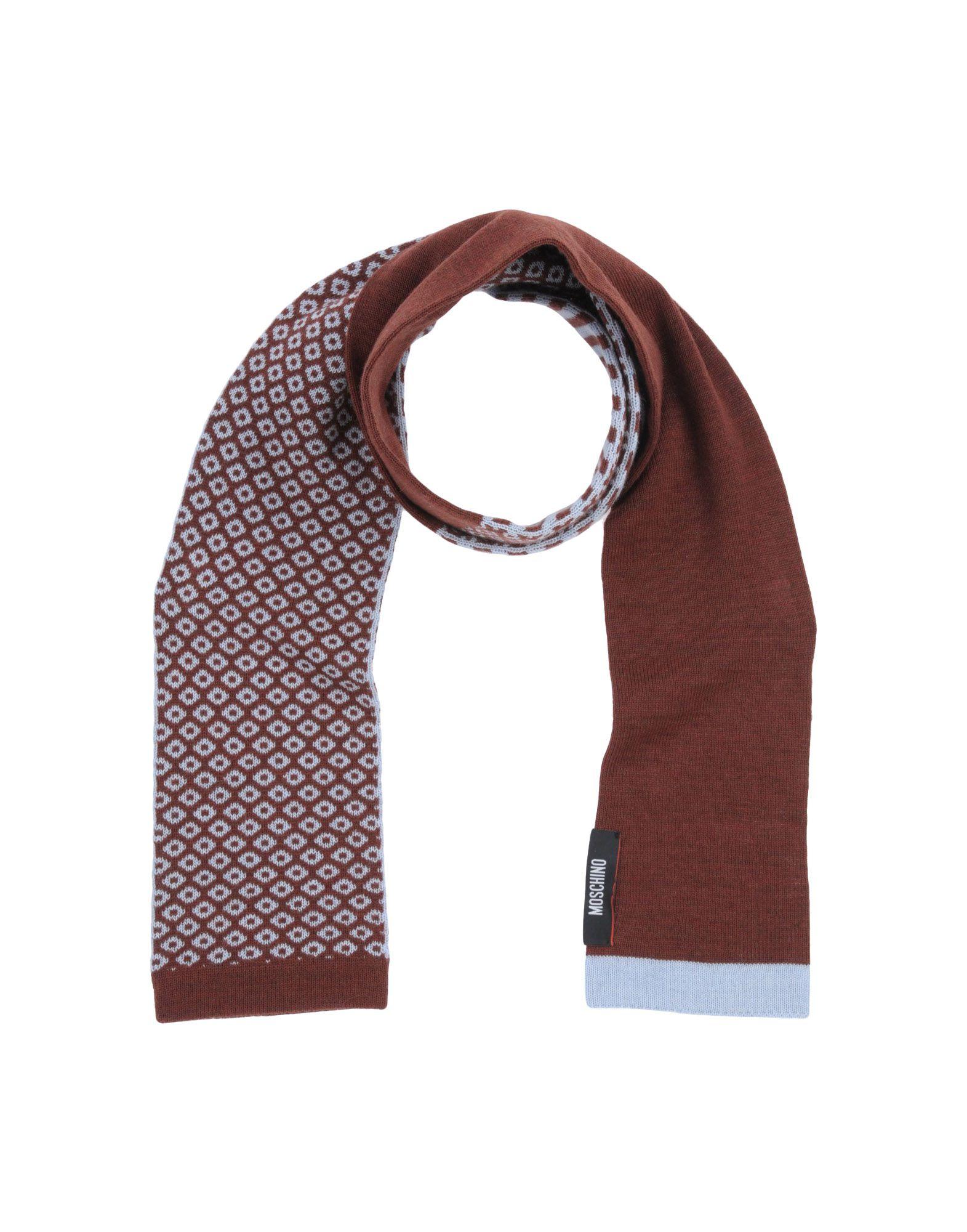 MOSCHINO Шарф moschino шарф