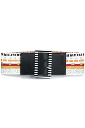 jacquard-belt by missoni