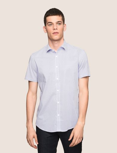 ARMANI EXCHANGE Short sleeve shirt Man F