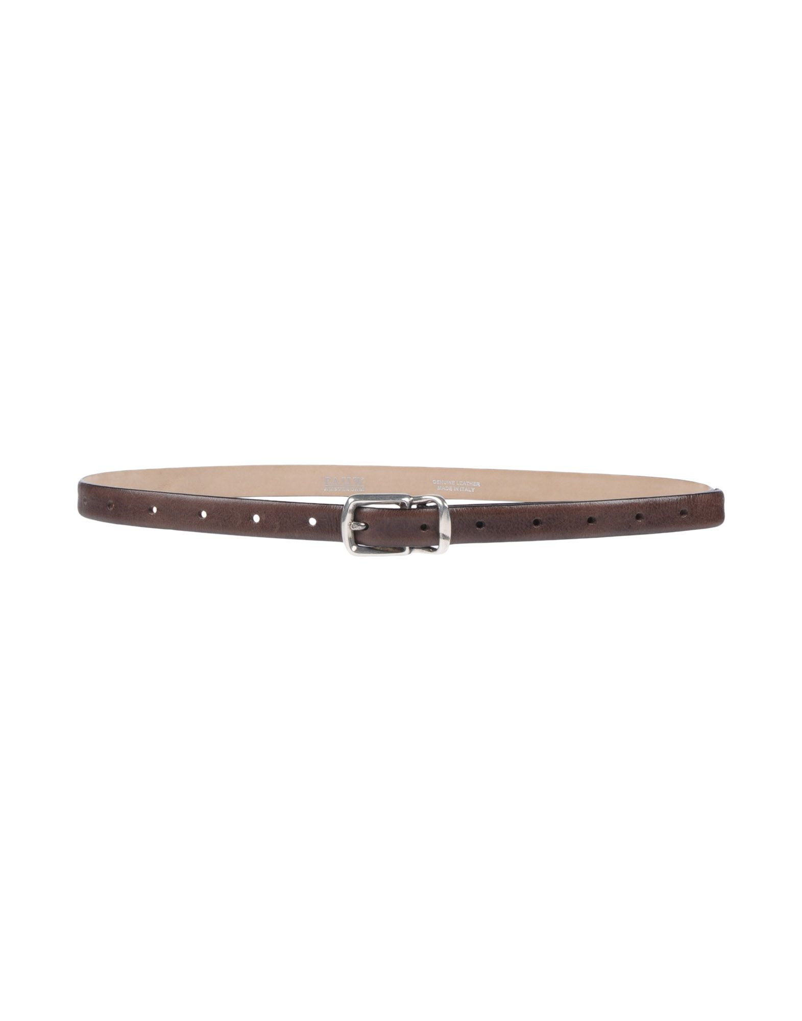 PAUW Thin Belt in Brown