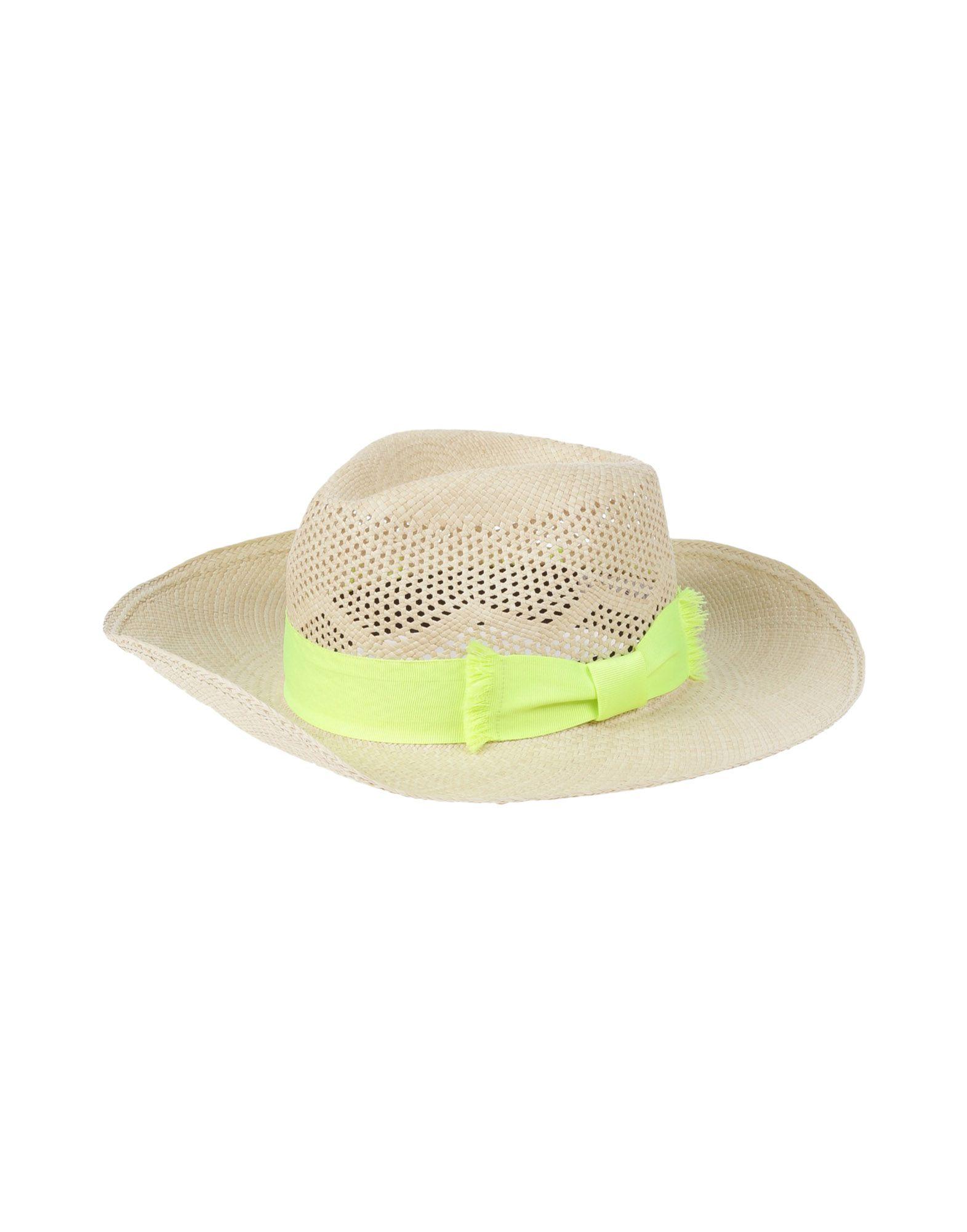 《送料無料》SENSI STUDIO レディース 帽子 アイボリー M ストロー
