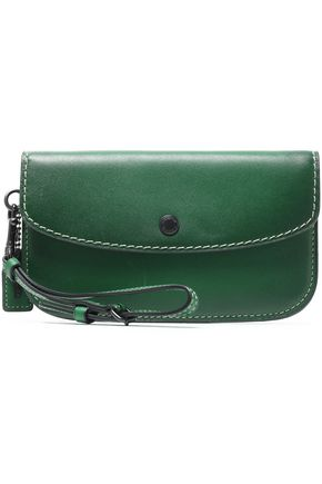 COACH Leather pouch