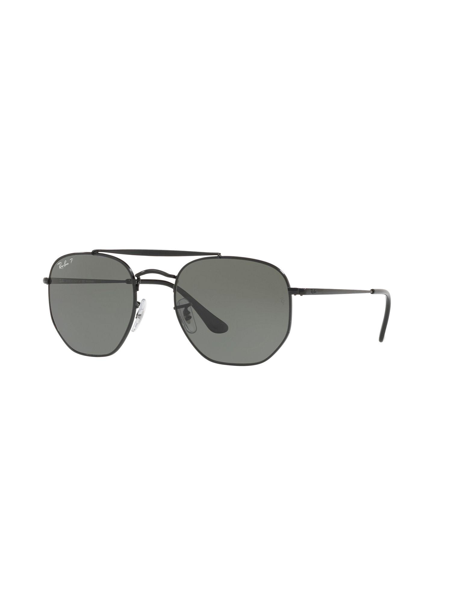 RAY-BAN Солнечные очки rayban ray ban очки партии дарен серии мужчин и женщин черная рамка зеленый объектив солнцезащитные очки rb4246 901 51 мм