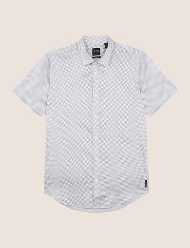 ARMANI EXCHANGE Short sleeve shirt Man R