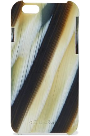 RICK OWENS Printed acetate iPhone 6 case