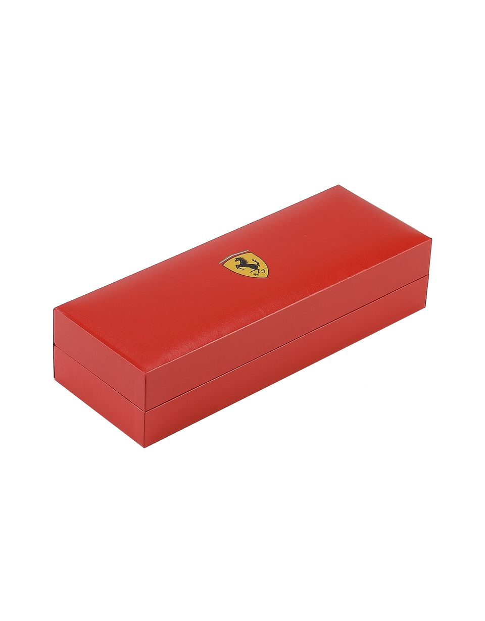 Scuderia Ferrari Online Store - Sheaffer Ferrari Intensity Satin Red Pen - Fountain Pens