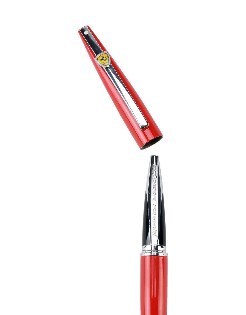 Scuderia Ferrari Online Store - Sheaffer Ferrari Taranis Rosso Corsa Pen - Roller Pens