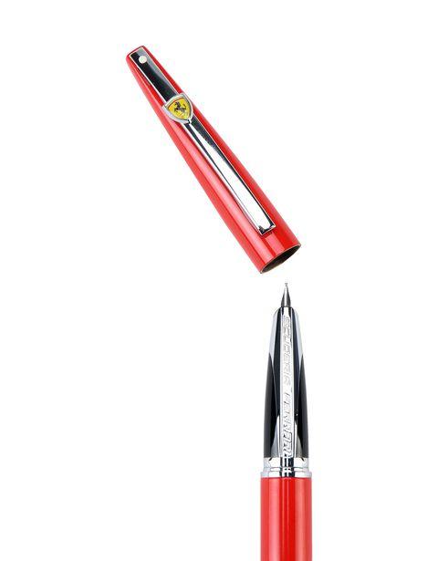 Scuderia Ferrari Online Store - Sheaffer Ferrari Taranis Rosso Corsa Pen - Fountain Pens